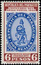 Scott # 380 - 1940 - ' Postage Stamp Centenary '