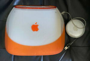 G3 iBook Clamshell - TANGERINE, Original Owner, Excellent Running Condition