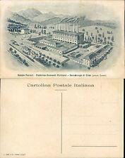 SERRALUNGA DI CREA, NATALE FERRARI - CEMENTIFICIO -PIEMONTE(AL)- F.P.N.40771