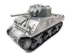 Complete Metal 1/16 Mato Sherman KIT Infrared Recoil RC Tank Metal Color 1230