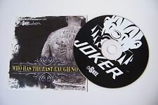 DJ Skee-who has the Last Laugh Now MIX TAPE CD (Joker) West Coast D.I.T.C Snoop