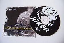 DJ SKEE - WHO HAS THE LAST LAUGH NOW MIXTAPE CD (JOKER) West Coast D.I.T.C Snoop