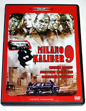 Milano Kaliber 9 (1971) DVD, Italo, Mario Adorf, Gastone Moschin, gebraucht