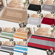 Non Slip Door Mats Indoor Outdoor Rug Small Large Washable Rugs Floor Carpet Mat