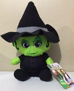 Brand New The Wizard of Oz Wicked Witch Plush 25cm