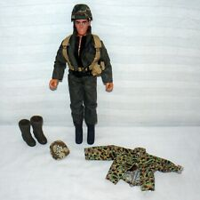 Action Figure Male Military With Clothes And Boots Lot Pre-owned