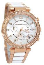 Michael Kors Parker Two-tone Damen Armbanduhr MK5774