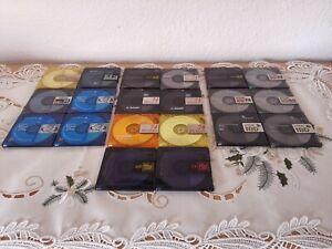 20x Mini Disc MD BASF, SONY, MAXELL und TDK
