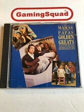 The Mamas and Papas, Golden Greats CD, Supplied by Gaming Squad