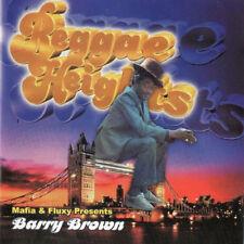 BARRY BROWN - REGGAE HEIGHTS CD