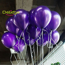 100pcs Latex Helium Ballons Wedding Birthday Party Celebration Decoration
