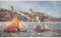 Turkey CONSTANTINOPLE Syria Beyrouth Postcard Ottoman c1910 Roumelie Hissar C58