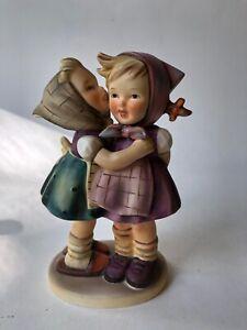 Hummel Goebel W. Germany Girls Whispering Figurine