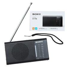 SONY ICF-P36 Portable Radio AM/FM Embed speaker antenna ICFP36 Black