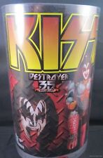 LOT SET OF 4 KISS MODEL KIT POSTER 35TH YEAR DESTROYER GENE SIMMONS ACE FREHLEY