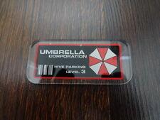 Umbrella Corporation Hive Parking Level 3 Scheiben Sticker
