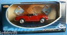 ALFA ROMEO SPIDER ROUGE ROSSO 1958 SOLIDO N° 4589 1/43