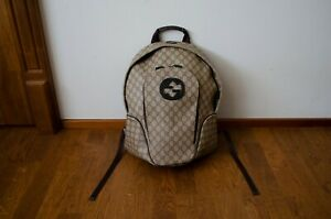 Gucci Backpack Interlocking G / GG Supreme