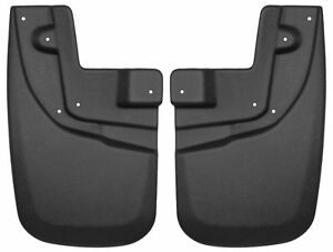 HUSKY Front Mud Guards Flaps for 05-15 Toyota Tacoma with OE Fender Flares 56931