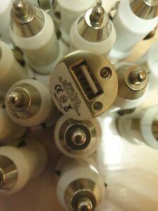 20 Stück KFZ USB Ladeadapter, Ladegerät, Restposten, Posten, Konvolut