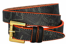 Cintura Alviero Martini Donna Nero Belt Woman Black ALV
