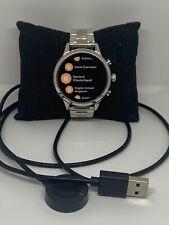Michael Kors Gen 4 MKT5044 Womens Stainless Steel Digital Dial Smart Watch NA192