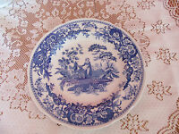 Lovely Spode The Spode Blue room Collection Girl at a Well plate