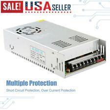 12v 30a Dc Amp Switching Power Supply Adapter For Led Strip Light Ac 110v 220v