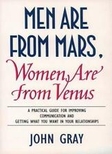 More details for men are from mars, women are from venus: a practical guide for imp .072252840x