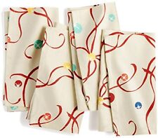 Homewear Fiesta Christmas Swag napkins, Set of 4