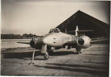 Gloster Meteor F4 Argentina Air Force Buenos Aires Air Park 1947 Photo, AY522