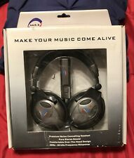 NEW Premium Noise Cancelling Over Ear Headphones