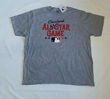 Majestic MLB Cleveland All Star Game 2019 ASG Short Sleeve T-Shirt Men's Sz 3XL
