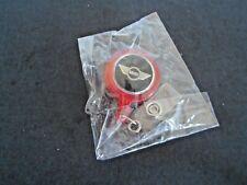 MINI COOPER Red Retractable Reel Recoil ID Badge Lanyard Name Tag