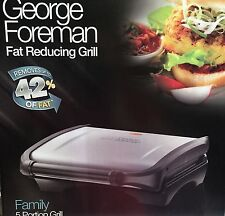 george foreman grill 5 portion