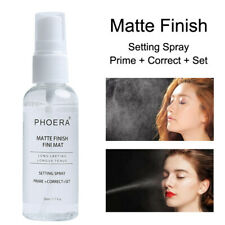 PHOERA SETTING SPRAY MATTE FINISH FACE MAKEUP PRIMER FOUNDATION BASE FIXER etsf