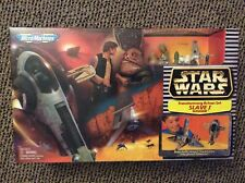 Galoob Star Wars Micro Machines Transforming Action Set SLAVE 1 TATOOINE  New