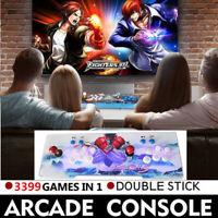 3399 Games in 1 Retro Video Game Box 11s Double Stick Arcade Console NEW US