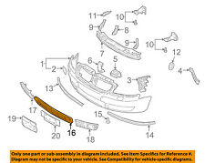 AUDI OEM 05-06 S4-Grille Grill-Center 8H0807647B3SR
