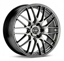 ENKEI EKM3 18x7.5 Performance Series Wheels 5X100/114.3 ET38/45 HYPER SILVER