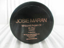 JOSIE MARAN (LOT OF 2) WHIPPED ARGAN OIL BE TRUE UNSCENTED 2 OZ SEE DETAILS