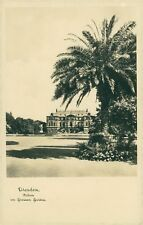 Ansichtskarte Dresden Palais im Grossen Garten (Nr.766)