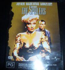 The Spoilers (John Wayne Marlene Dietrich) (Australia Region 4) DVD - NEW