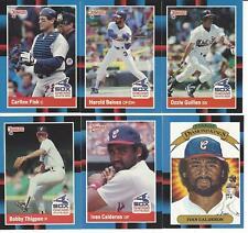 1988 Donruss Chicago White Sox Team Set