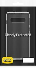 OtterBox Clearly Protected Skin Transparent Case Cover For Samsung Galaxy S10