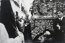 Gianni Berengo Gardin Ltd Ed Photo Heliogravure 40x30 Sevilla Seville Spain 1970