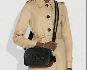 COACH JES CROSSBODY Black Style No. F75818
