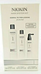 NIOXIN SYSTEM Kit Cleanser #1, Scalp Therapy, Scalp Treatment & Scalp Cond