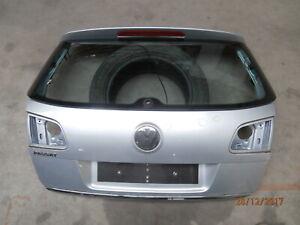 Heckklappe Kofferraumklappe Farbe Grau VW Passat Variant 2.0 TDI Bj 2007 1992595