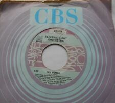 ELECTRIC LIGHT ORCHESTRA (ELO) Evil woman Ex to NM- CANADA Re 45 HALL OF FAME